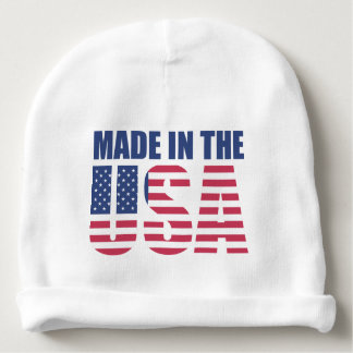 Made in the USA baby beanie! Baby Beanie