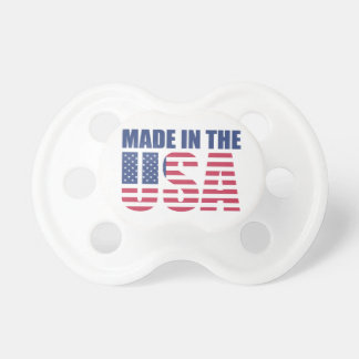 Made In The USA Pacifier