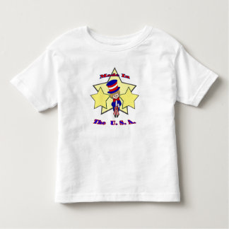 Made in the USA Toddler T-shirt