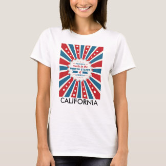 Made in the USA Women's T-Shirt - Add Your State