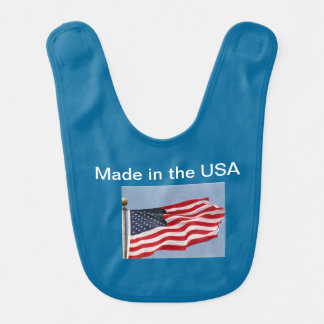 made in the usa baby bibs