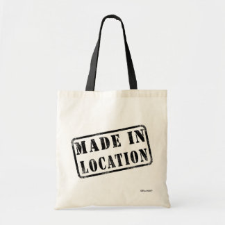 Made In... Tote Bag