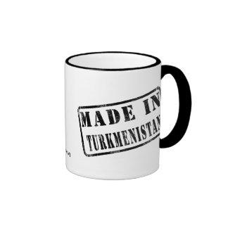 Made in Turkmenistan Coffee Mugs