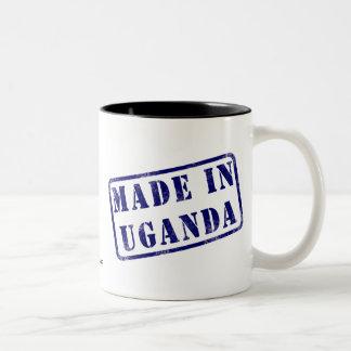 Made in Uganda Coffee Mug