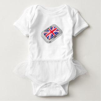 Made in United Kingdom Baby Bodysuit