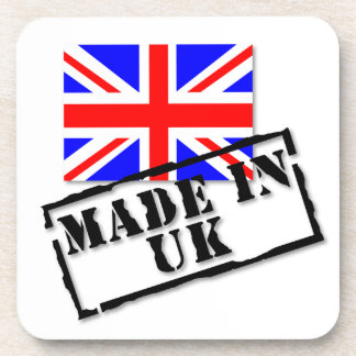 Made In United Kingdom Coaster