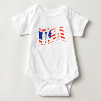 MADE IN USA  design Baby Body Suit Baby Bodysuit