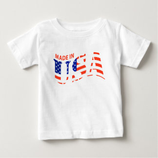 MADE IN USA design Baby Shirt