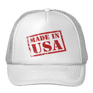 Made in USA, Made in America Trucker Hat