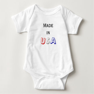 Made in USA Tees