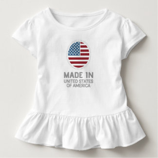 Made in USA Toddler T-shirt