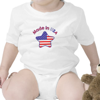 Made In USA Bodysuit