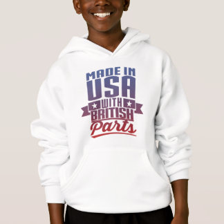 Made In USA With British Parts