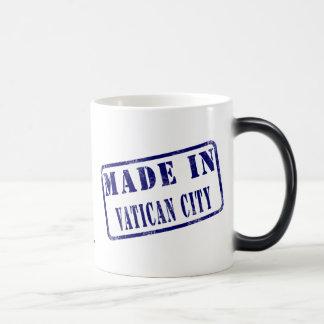 Made in Vatican City Coffee Mug