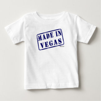 Made in Vegas Baby T-Shirt