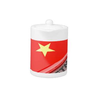 Made in Vietnam shiny badge