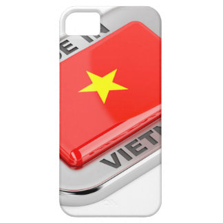 Made in Vietnam shiny badge iPhone 5 Case