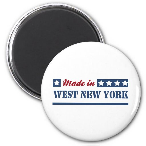 Made in West Palm Beach Magnets