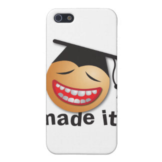 made it graduation case for the iPhone 5