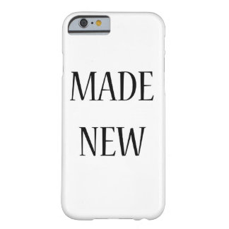 Made New Barely There iPhone 6 Case