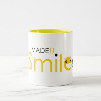 Made U Smile.com Coffee Mug