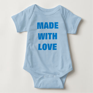 MADE WITH LOVE BABY CREEPER