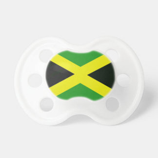 made with love in Jamaica Pacifier