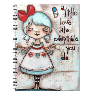 Made with Love - notebook