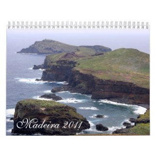 Madeira 2011 wall calendars