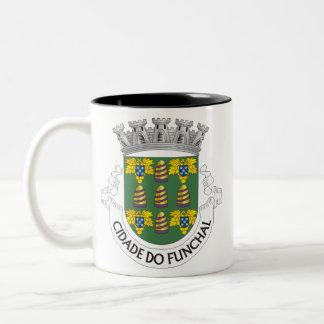 Madeira* Crests, Madeira Coffee Mug