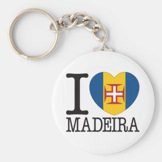 Madeira Love v2 Keychain