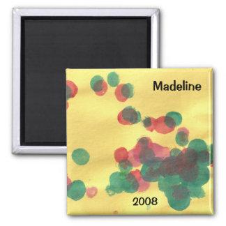 Madeline's Art Magnet