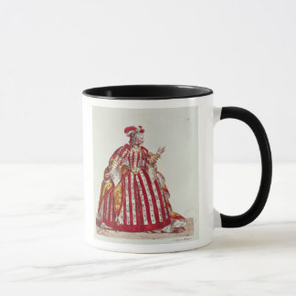 Mademoiselle Dumesnil  in the Role of Mug