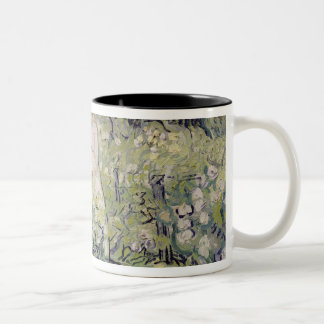Mademoiselle Gachet in her garden Coffee Mugs