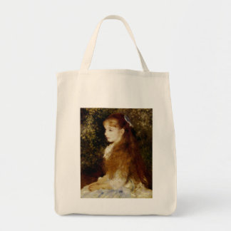 Mademoiselle Irene Cahen d'Anvers Grocery Tote Bag