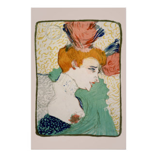 Mademoiselle Marcelle Lender by Toulouse Lautrec Poster