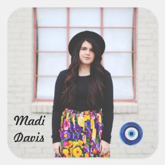Madi Davis Sticker