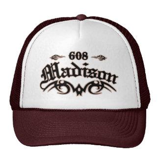 Madison 608 trucker hat