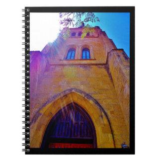 Madison Church Notebook