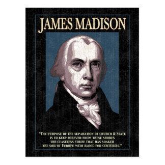 Madison - Church & State Postcard