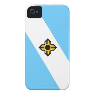 Madison city flag  Wisconsin state America country Case-Mate iPhone 4 Case