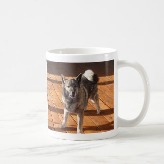 Madison Classic White Coffee Mug