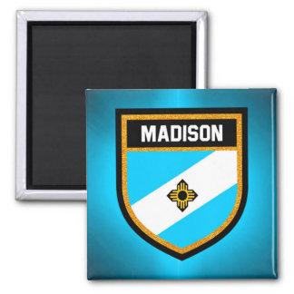 Madison Flag Magnet