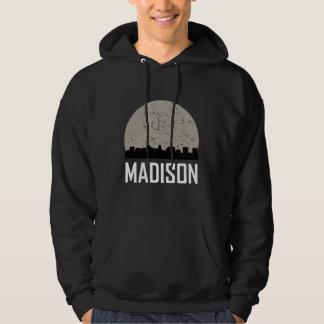 Madison Full Moon Skyline Hoodie