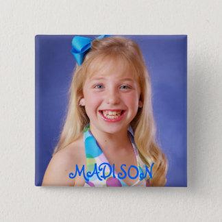 Madison Gerlach, MADISON 2 Inch Square Button