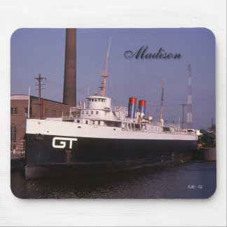 Madison GT mousepad