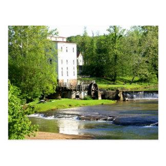 Madison Roller Mill Postcard