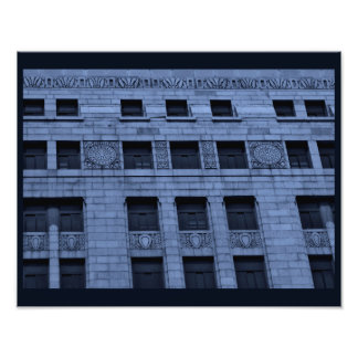Madison State Office Building Photo Print
