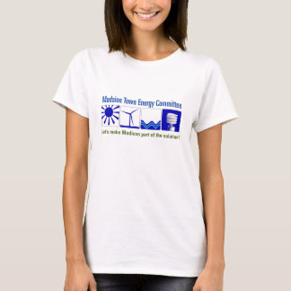 Madison Town Energy Committee T-Shirt