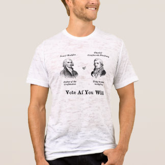 Madison vs. Pinckney T-Shirt